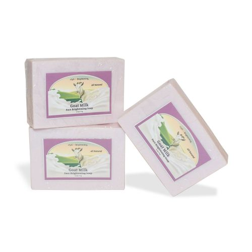 Goat Milk Brightening Soap