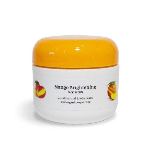 Mango Brightening Face Scrub