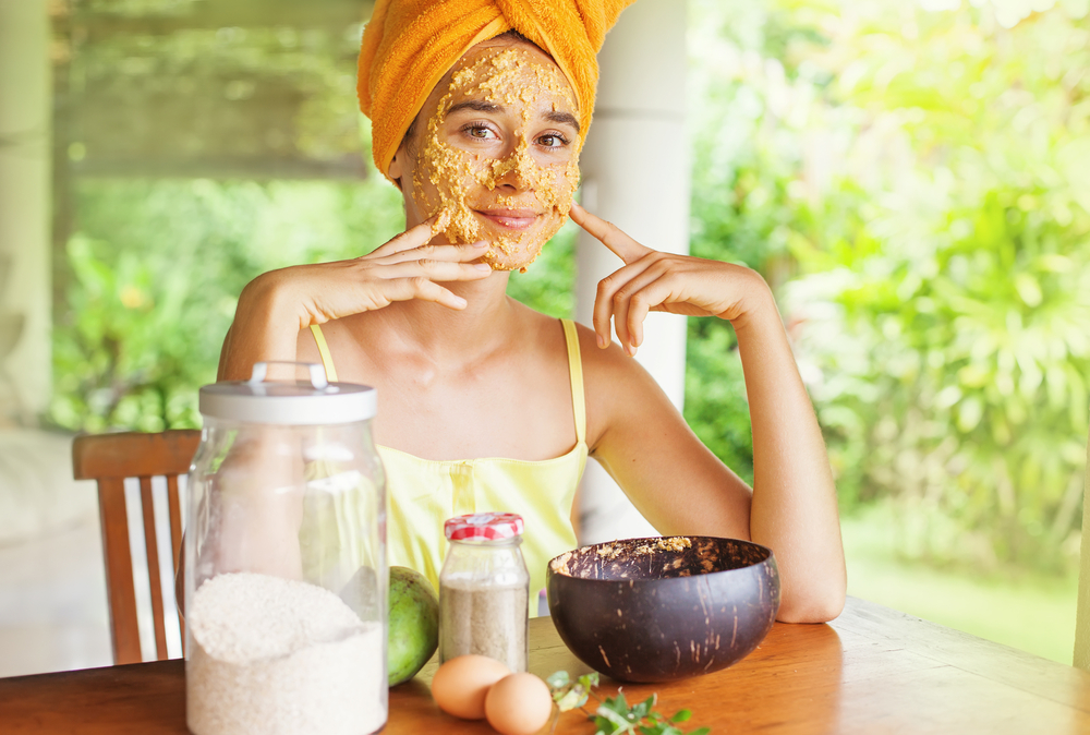 Homemade Brightening Face Masks