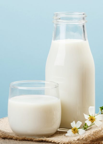 Goat Milk for Skin Brightening