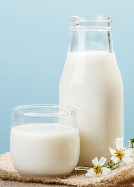 Goat Milk for Skin Brightening